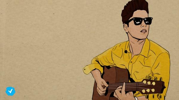 Bruno Mars by MelissaBeec